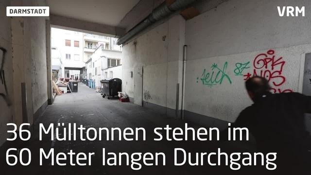 Darmstadts hässlichste Orte - Platz 7- Marktplatz