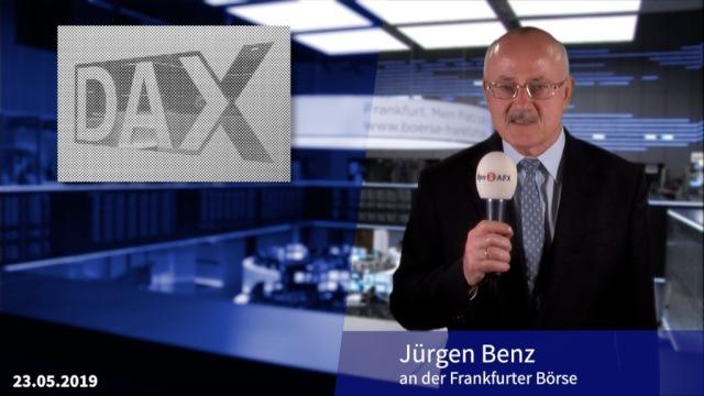 """""""Kalter Technologiekrieg"""" nervt Anleger - Dax fällt"""