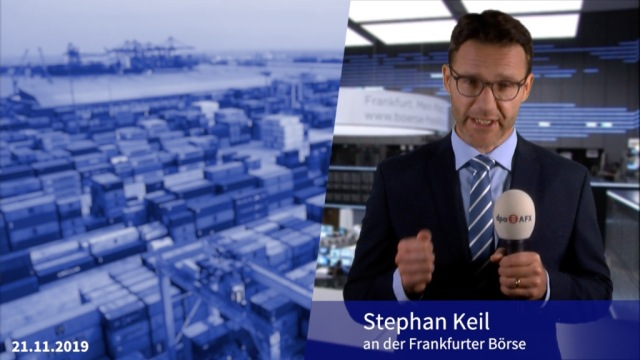 OECD rechnet für 2020 mit weniger Wirtschaftswachstum in Deutschland