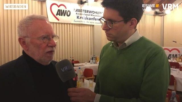 Awo Wiesbaden: Hessenauer über sein neues Amt