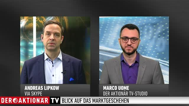 """Marktstratege Lipkow: """"Die Gesamtsituation ist schwierig"""""""