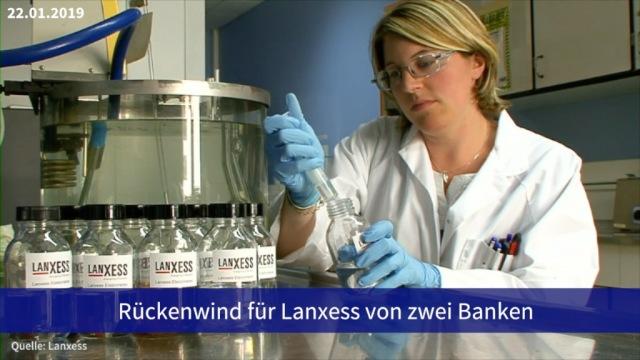 Aktie im Fokus: Rückenwind für Lanxess von zwei Banken