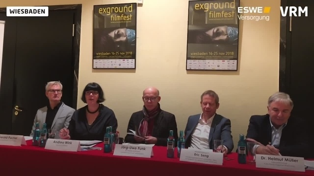Exground: Filme aus einem Land der Menschenjagd
