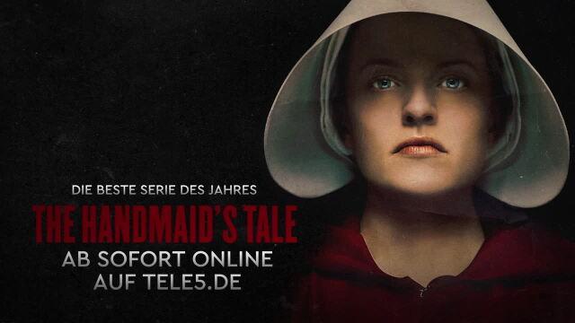 Bumper Jetzt Online: The Handmaid's Tale