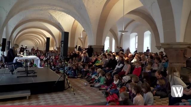 Kloster Eberbach: Der kleine Ritter Trenk