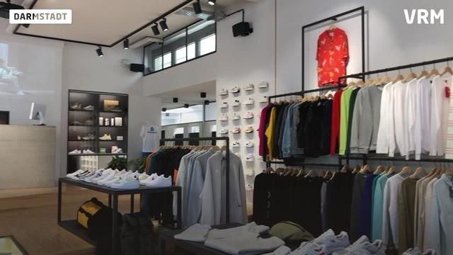 Darmstädter Lukas Pilot sammelt seltene Sneakers