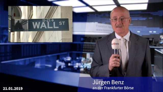Feiertagspause an der Wall Street: Anleger zögern