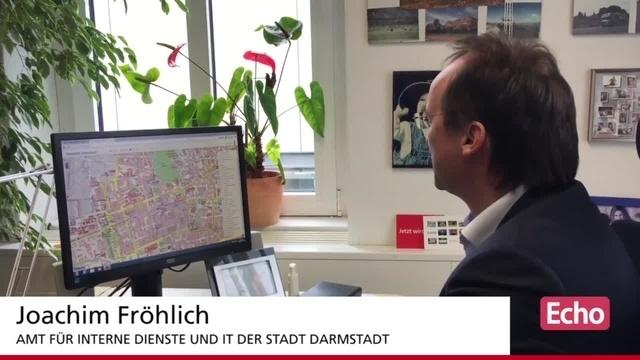 Darmstadt will Digitale Stadt werden