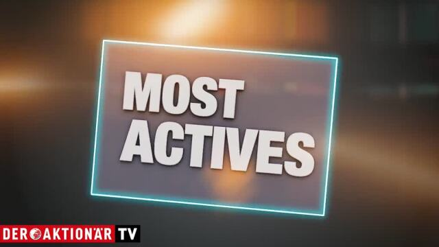 Most Actives: Voltabox, Commerzbank, Lufthansa