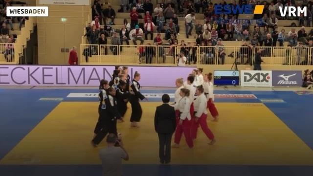 Wiesbaden: Bundesliga-Finale der Judo-Frauen