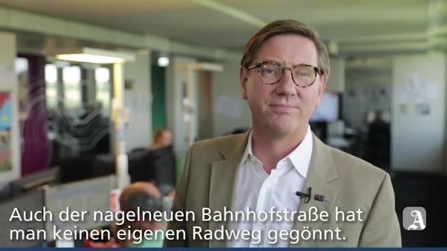 Roeinghs Ratschlag: Von wegen fahrradfreundlich