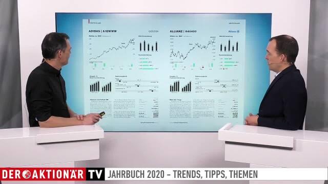 DER AKTIONÄR: Jahrbuch 2020 - Trends, Tipps, Themen
