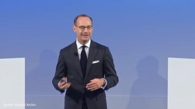 Allianz-Anleger machen Kasse trotz besserem Ausblick