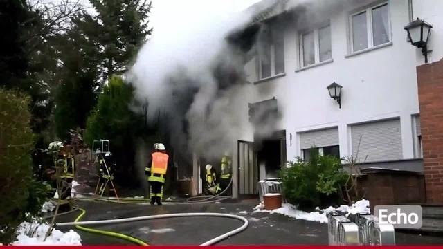 Lindenfels: 400.000 Euro Schaden bei Brand in Firmenräumen