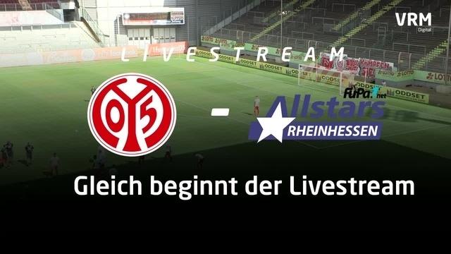 Testspielauftakt des 1. FSV Mainz 05