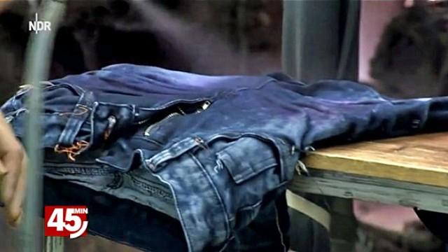 Der Preis der Blue-Jeans