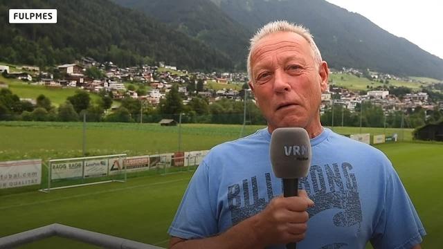 Trainingsauftakt der Lilien in Österreich