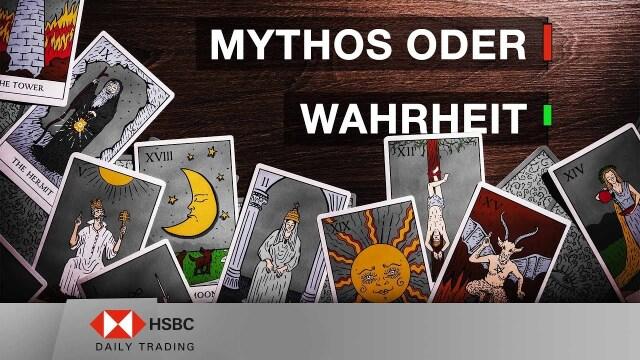 Rückschlag im Sommer: Mythos und Wahrheit! - HSBC Daily Trading TV vom 04.06.2019