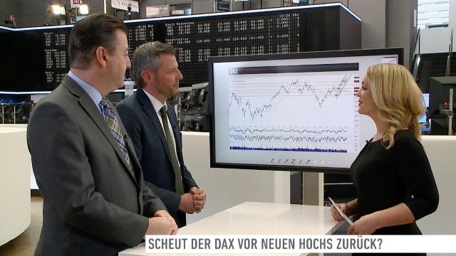 Fundamental vs. Charttechnik: Wagt der DAX den Sprung?