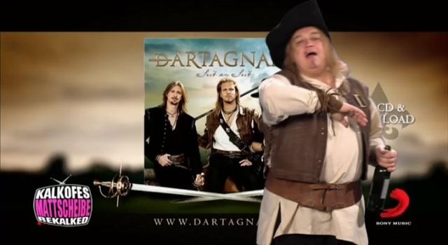 Musketierpop - D'Artagnan
