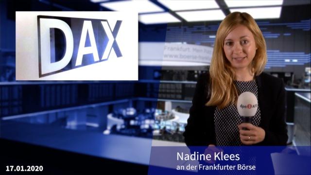 Dax bekommt Rückenwind aus den USA - Chinas Wirtschaft schwächer