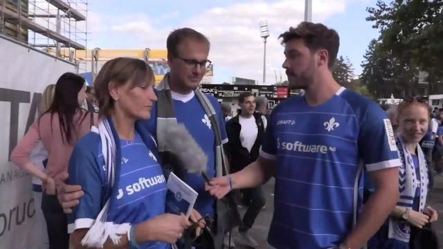 Lilien INSIDE: Umfrage unter SV Darmstadt 98-Fans nach dem Sandhausen-Spiel