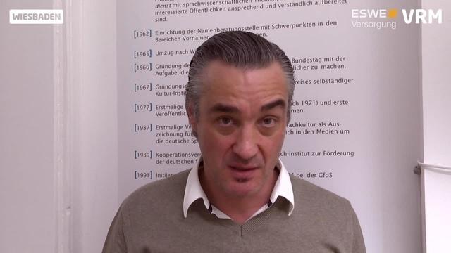 Pfeiffers Kulturkiosk: Der deutschen Sprache auf der Spur