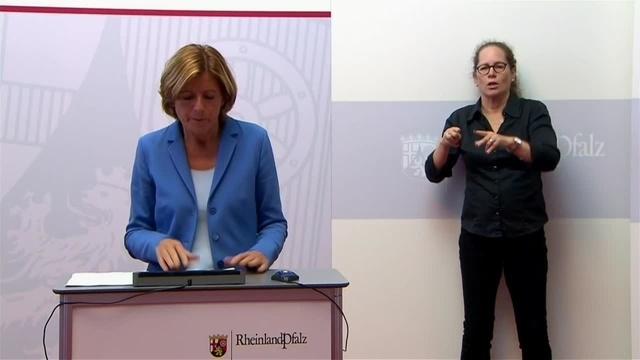 Pressekonferenz mit Dreyer zu neuen Corona-Maßnahmen