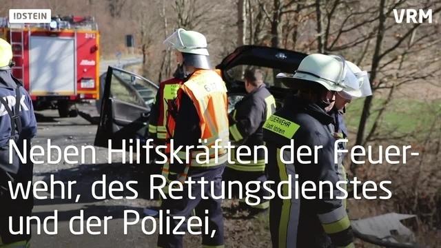 Schwerer Verkehrsunfall in Idstein