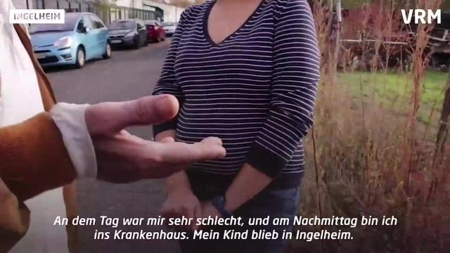 Ingelheim: Schwangere Iranerin erzählt ihre Geschichte