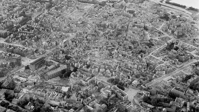 VRM Story Die Zerstörung von Mainz am 27. Februar 1945
