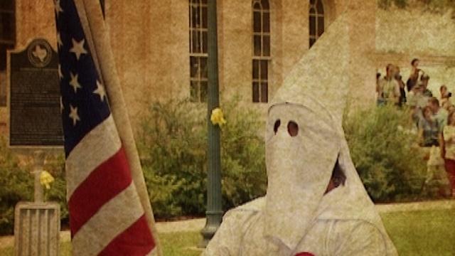 Der Ku-Klux-Klan