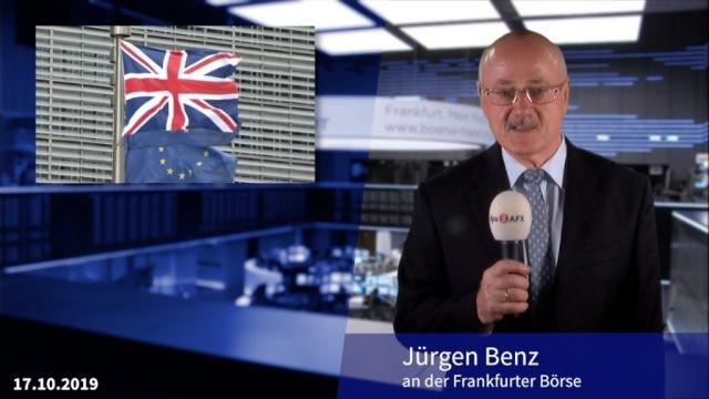 Brexit-Durchbruch sorgt nur für Strohfeuer beim Dax