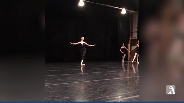 Ballerina Fabienne Hott tanzt bald in Kiev