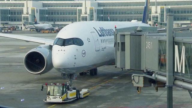 A350: Härtetest über dem Mittelmeer