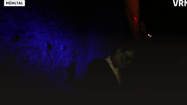 Mühltal: Grusel-Generalprobe auf Burg Frankenstein