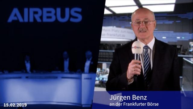 Airbus-Ära von Enders geht mit Knalleffekt zu Ende