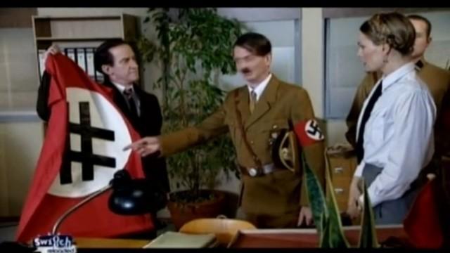Hitler als Witzfigur