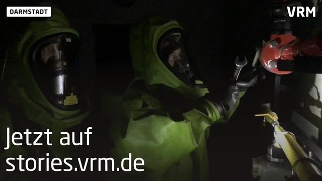 24 Stunden bei der Feuerwehr Darmstadt: Stay tuned!