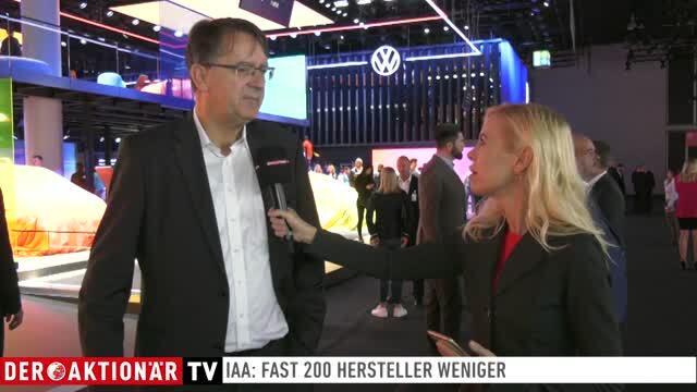 Spezial IAA: Gewinnwarnungen, Kurzarbeit, Halden, Stellenstreichungen, Werkschließungen - Das Rückgrat der deutschen Wirtschaft in der Krise