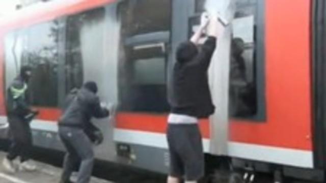Graffitikrieg