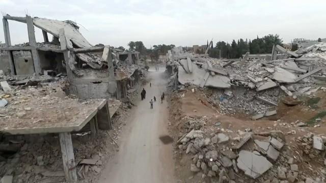 Kobane - Überleben in Ruinen