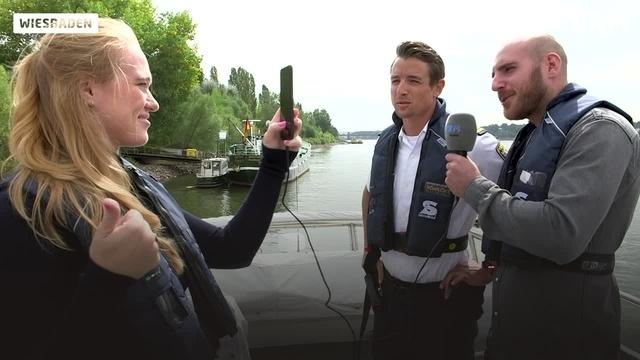 Wasserschutzpolizei Wiesbaden