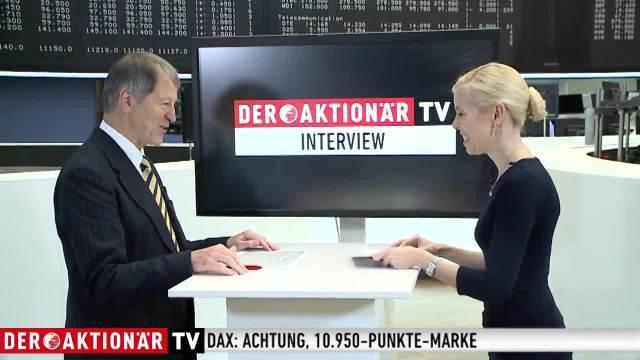 Christoph Zwermann: 11.000 DAX-Punkte - und das kann noch weniger werden