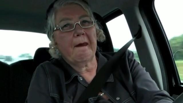 Verkehrsrisiko Rentner