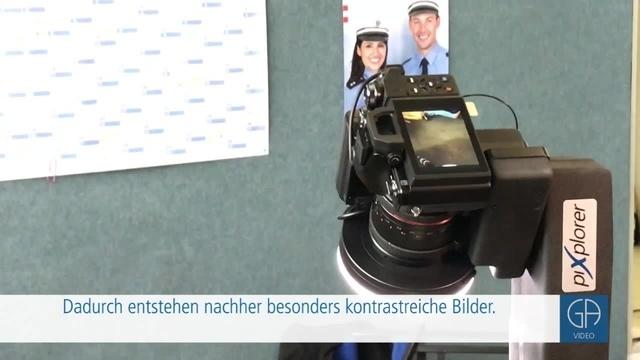 360-Grad-Kamera für die Polizei