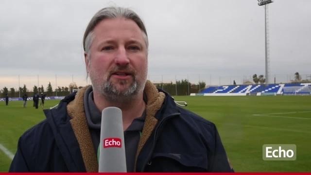 Trainingslager des SV Darmstadt 98: Eindrücke vom Testspiel gegen Preußen Münster