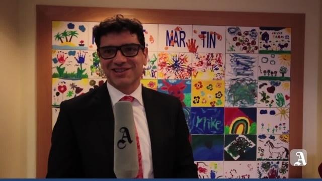 Ingelheim: Mario Adorf besucht Haus St. Martin