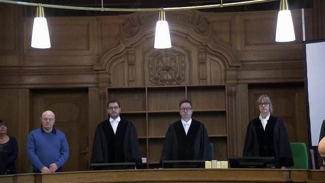Landgericht Berlin Moabit