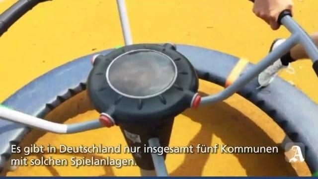 Der interaktive Spielplatz in Alzey